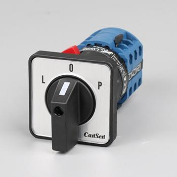 3 Pole Industrial Motor Control Cam Switch