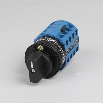 4 Pole Motor Control Cam Switch (with two mounting holes)